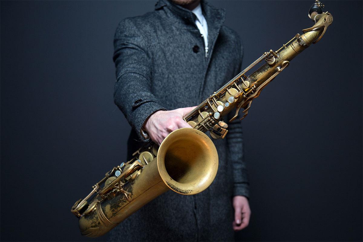 Jazz in Chais festival in Dordogne Valley in France
