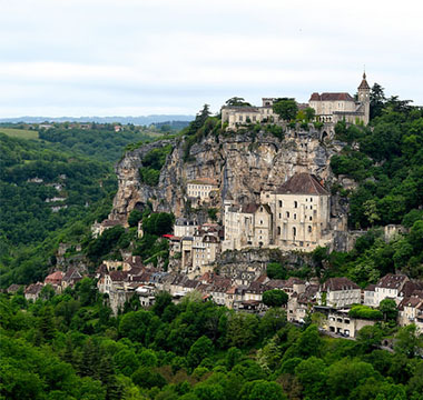 The Best Way To Visit The UNESCO Site of Rocamadour by Rachel Phipps